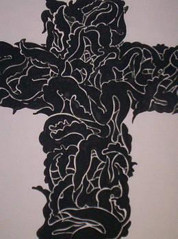 Angel Cross  by Lee Thompson
