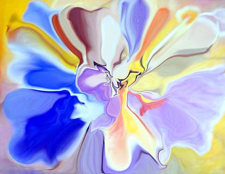 Angel Dance.... by Tanya Tanski