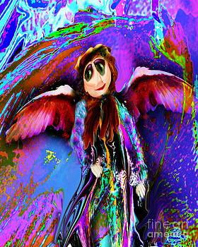 Angel Eyes by Doris Wood