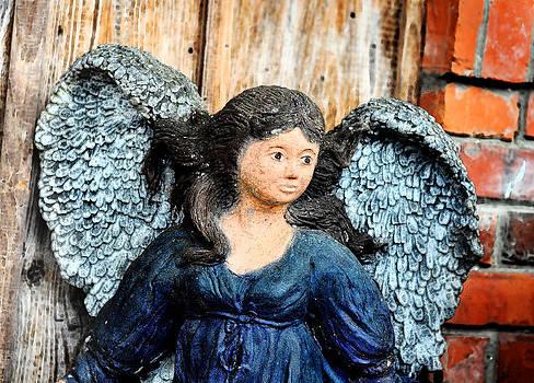 Rebecca Brittain - Angel in Blue