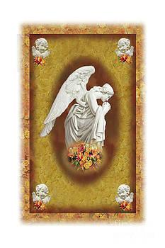 Angel of Appreciation by Nadene Merkitch