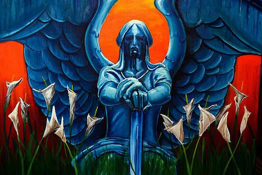 Angel of Death Victorious by Joseph  Davis