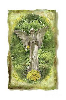 Angel of Peace by Nadene Merkitch