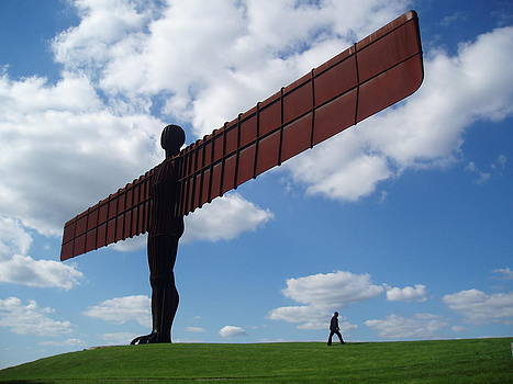 Angel of the north by David Devine