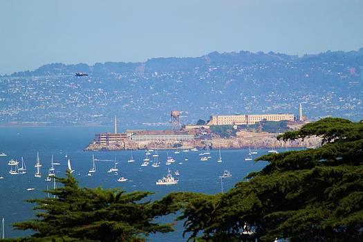 Dennis Jones - Angel Over Alcatraz