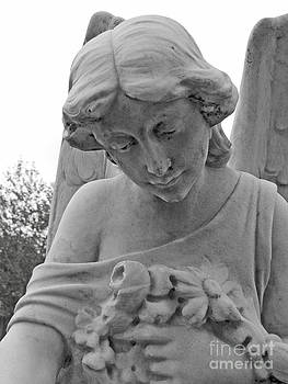 Angel Watching Over by Suze Taylor