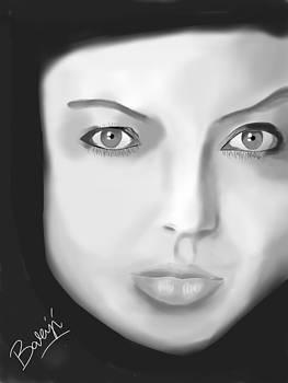 Angelina Jolie by Balaji Solai
