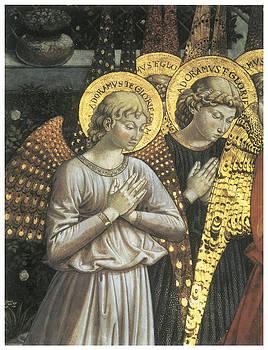 Benozzo Gozzoli - Angels