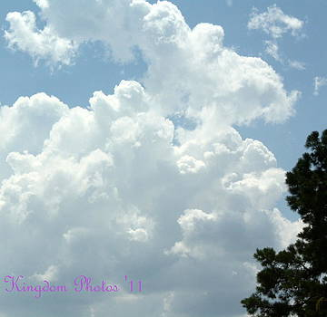 Angels in the Clouds by Susan Kortesmaki