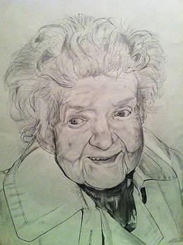 Annie by Mike Eliades