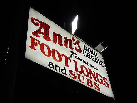 Ann's DARI-CREME by Danny Smith