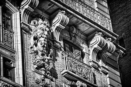 Val Black Russian Tourchin - Ansonia Building Detail 6
