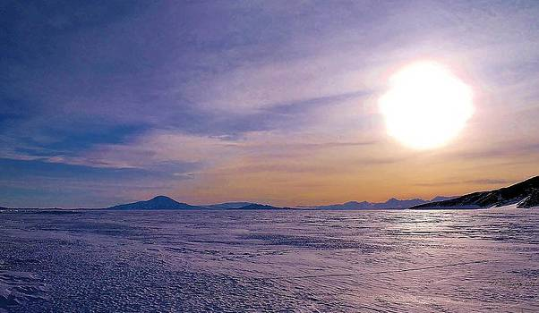 Antarctic Landscape 147 by David Barringhaus