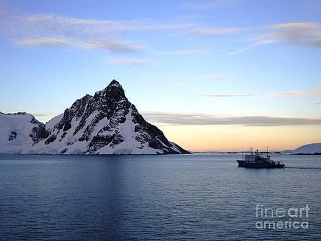 Antarctica by Karen Kean