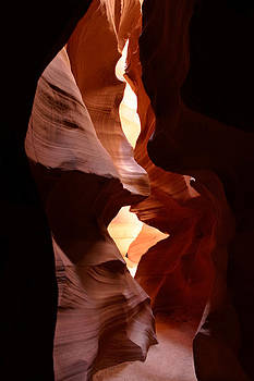 Wes and Dotty Weber - Antelope Canyon