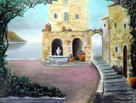Antica Villa Sul Mare by Larry Cirigliano