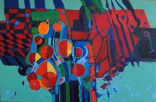 Anticipation  by Bernard Goodman