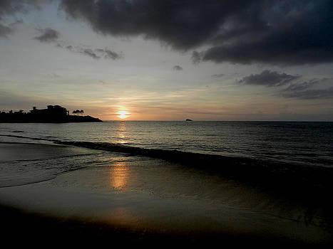 Stuart Brown - Antiguan Sunset 2
