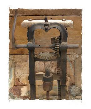 Antique Press by Bob Salo