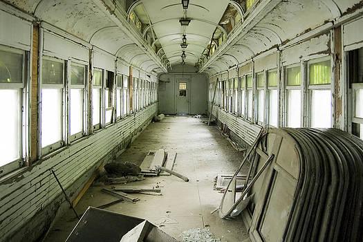 Sandra Sigfusson - Antique Railcar