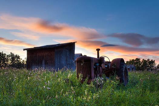 Matt Dobson - Antique Tractor
