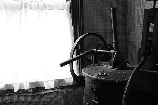 Scott Hovind - Antique Washing Machine