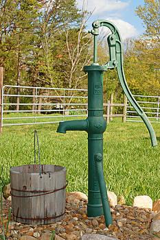 Carmen Del Valle - Antique Well Pump
