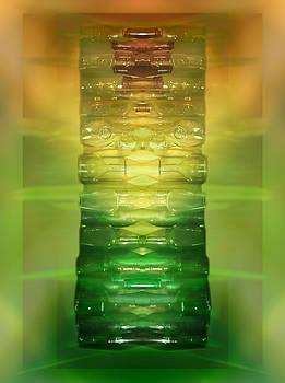 Antone Bottle Chakras by Rich Beer