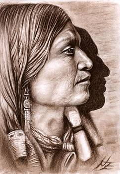 Apache Chief by Nicole Zeug