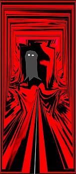 Apparition of a Ghost by Rod Saavedra-Ferrere