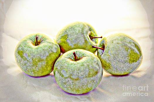 Apple Dust by David Taylor