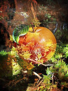 Apple in dream by Pavlos Vlachos