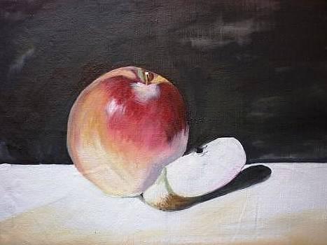 Apple by Kanthasamy Nimalathasan