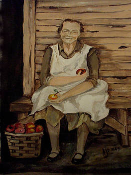 Amalia Jonas - Apples