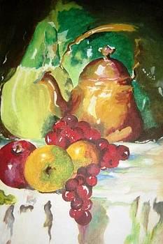Apples and Berries by Essie Sarange