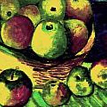 Apples in the dark by Selma Suliaman