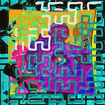 Dee Flouton - Aqua Maze