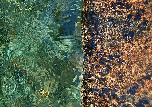 Margaret Pitcher - Aqua Petra