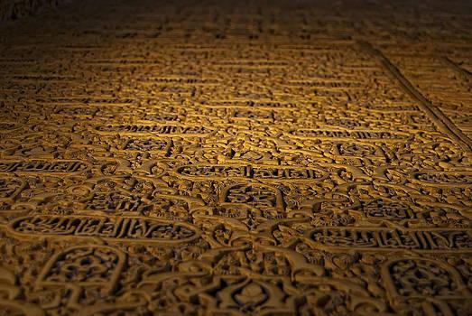 Arabic by Francisco Jose Martin Prieto