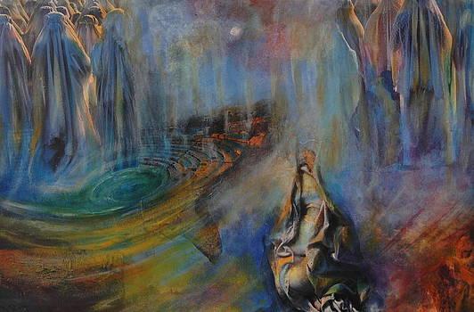 Archaic Dream by Christine Wagner