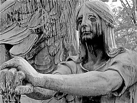 MB Matthews - Archangel at Lakeveiw