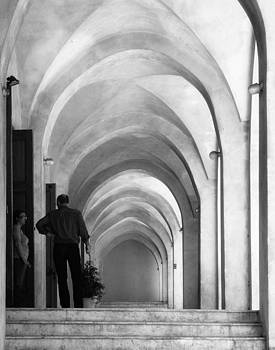 Arches by Aref Nammari