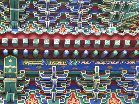 Alfred Ng - architecture detail