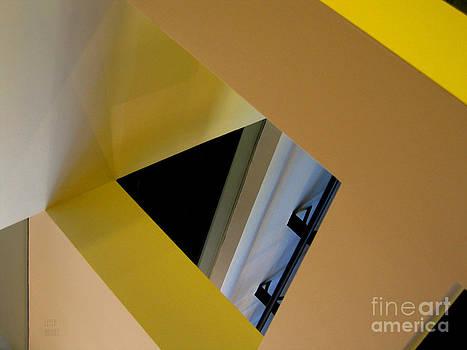 Architecture squares by Leela Arnet