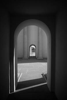 Archway by Juan Uehara