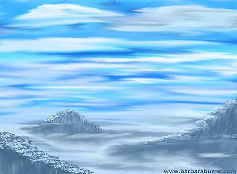 Arctic Melody by Barbara Burns