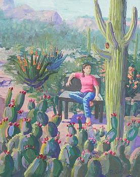 Arizona Dreamin' by Rita Goldner