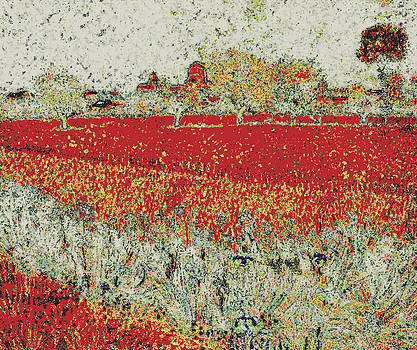 Arles - Modified Van Gogh by Modified Image