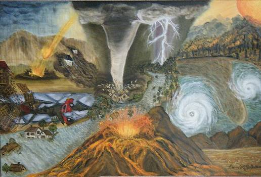 Armageddon by Nancy L Jolicoeur