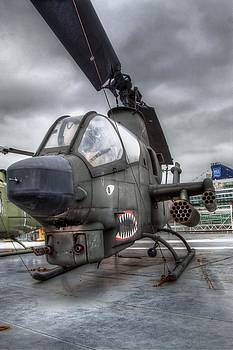 Army Chopper by Jerry Holden